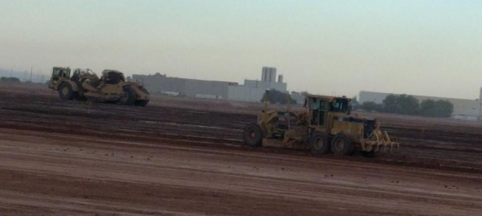 Plant City Auto Salvage >> Auto salvage company breaks ground in CG | Area News ...