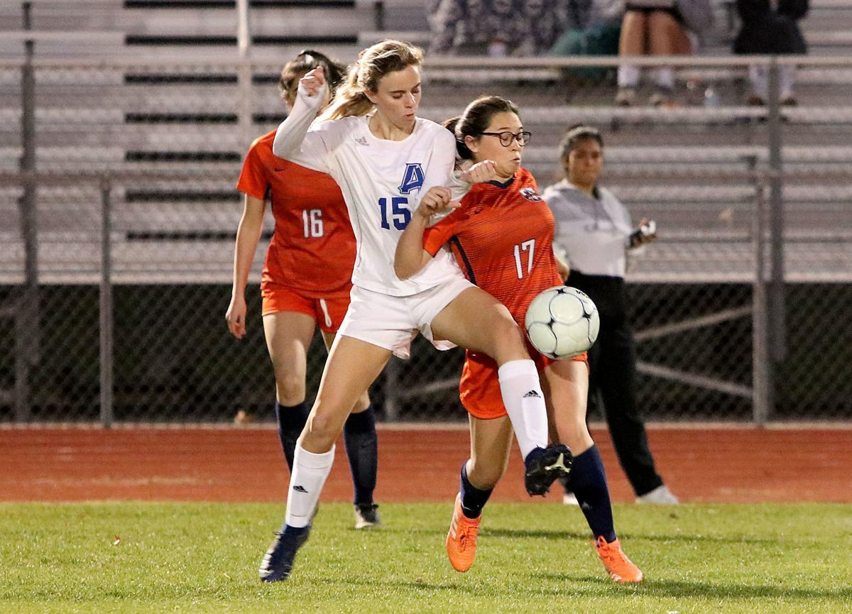 Girl's soccer: Poston Butte vs. Arcadia