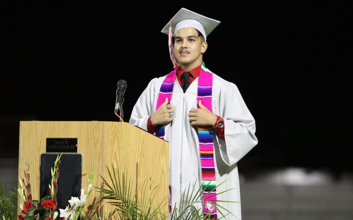 Santa Cruz graduation 5/20/21