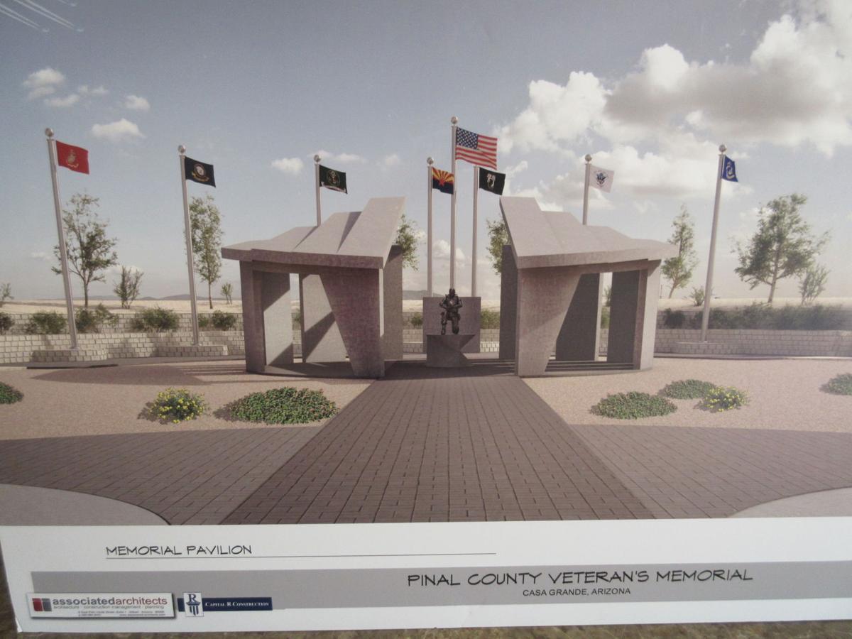 Pinal County Veterans Memorial