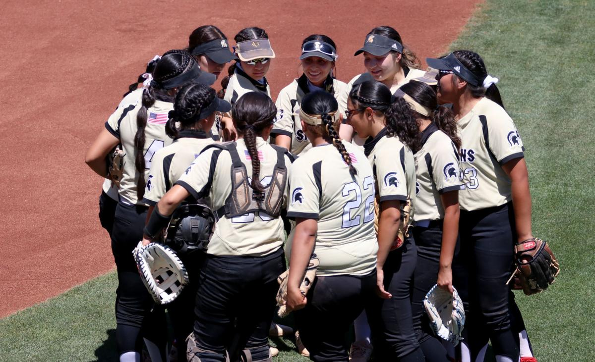 Softball: Vista Grande vs. Salpointe Catholic State Championship
