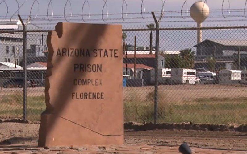 Florence Prison Sign
