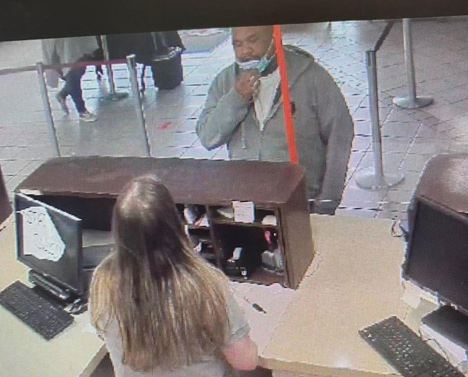 March bank robbery