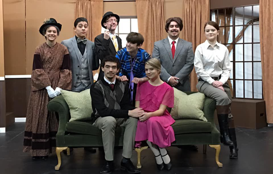 "ACT 1's ""The Mousetrap"""