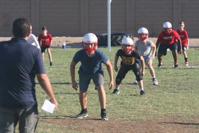 Heritage Academy Maricopa football