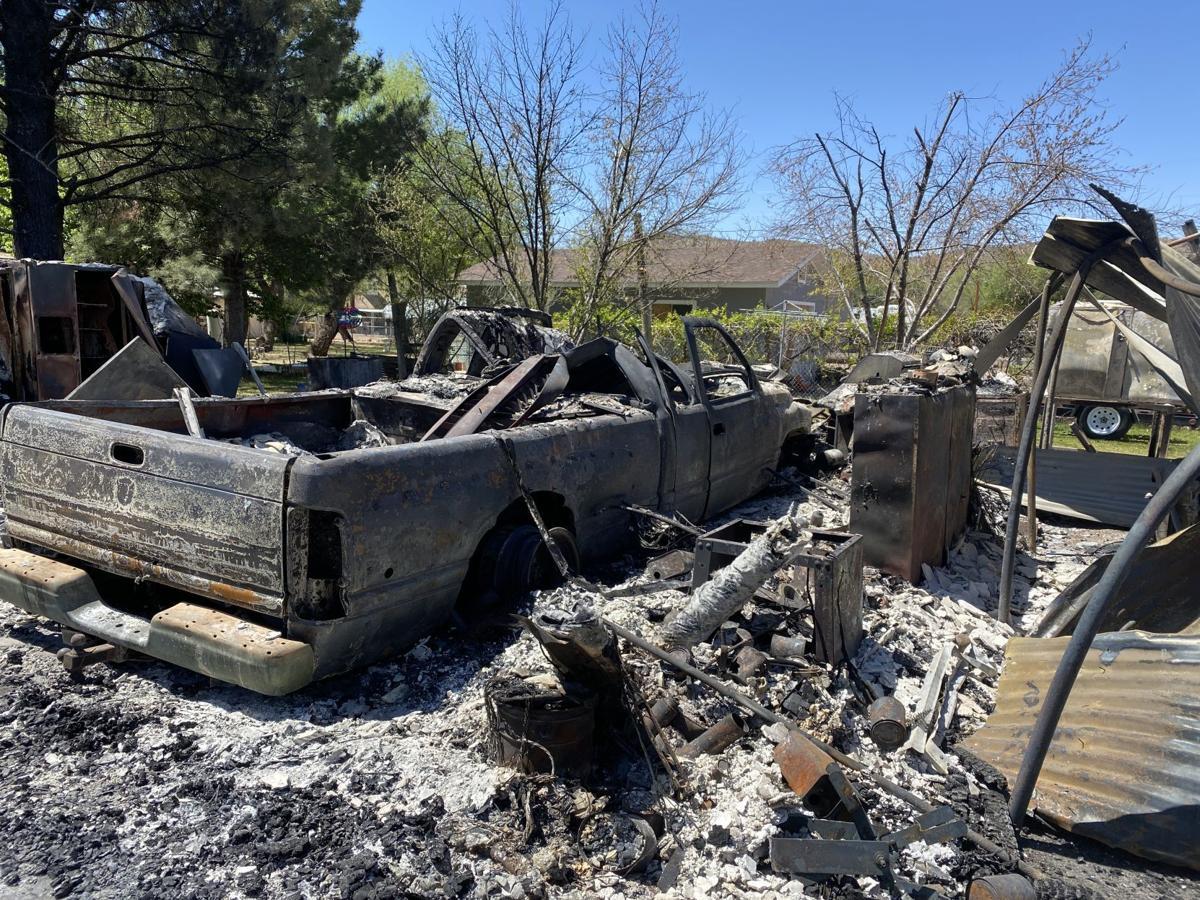 Dudleyville Destruction