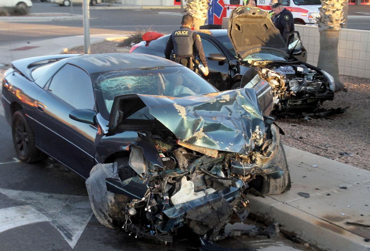 Florence Boulevard collision