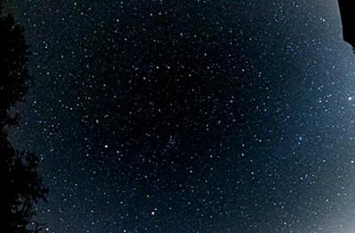 Oracle night sky photo