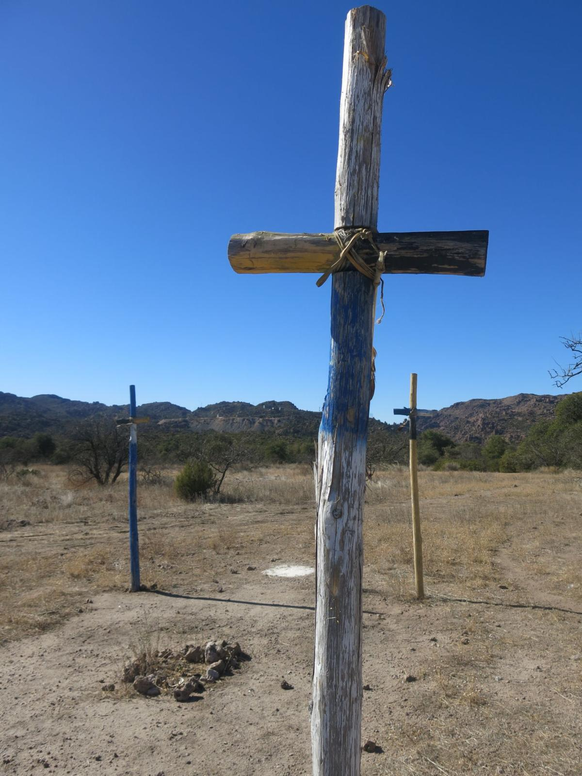 Apache leaders call vandalism of Pinal 'prayer site' a hate