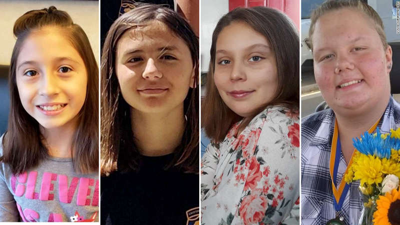 Girls killed by Hit-and run Driver