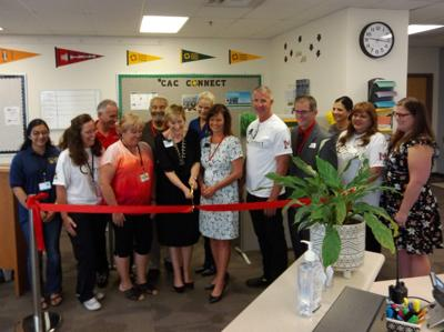 cac connect ribbon cutting