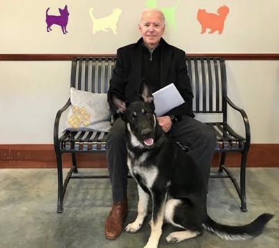 Joe Biden and Major