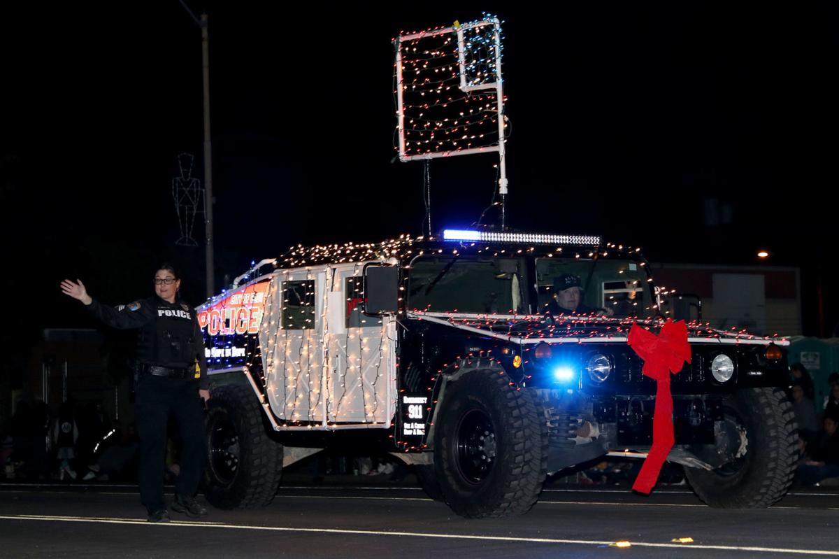 Eloy Light Parade