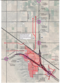 ADOT releases report on possible routes for I-11 | Area News