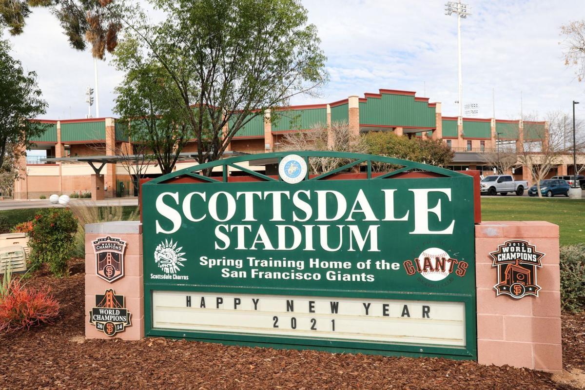 Cactus Stadium - Scottsdale