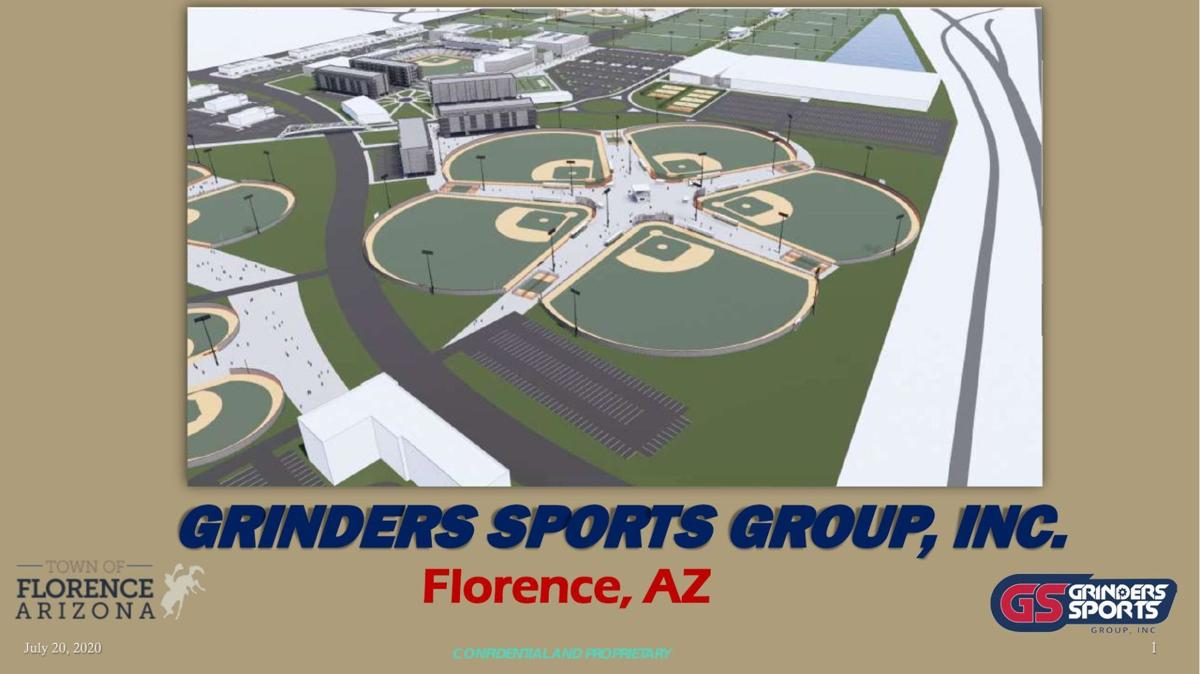 Grinders Sports Group presentation