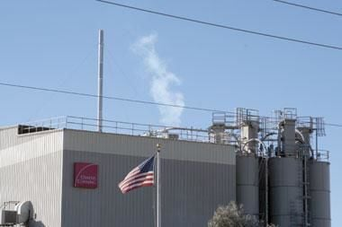 Owens Corning facility in Eloy