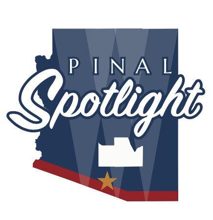 Pinal Spotlight logo