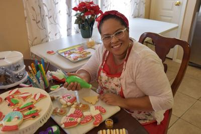 Maricopa Cookie Queen Makes Tv Debut News Pinalcentral Com