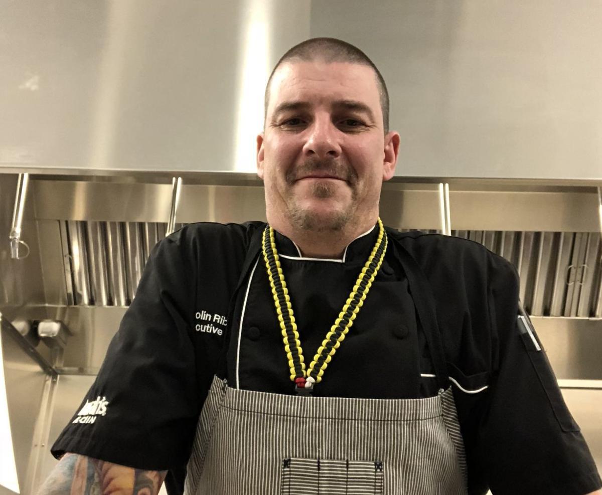 Chef Colin Ribble