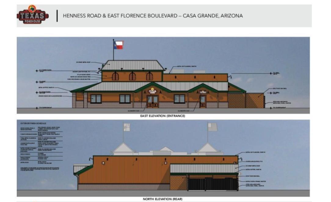 Texas Roadhouse Plans