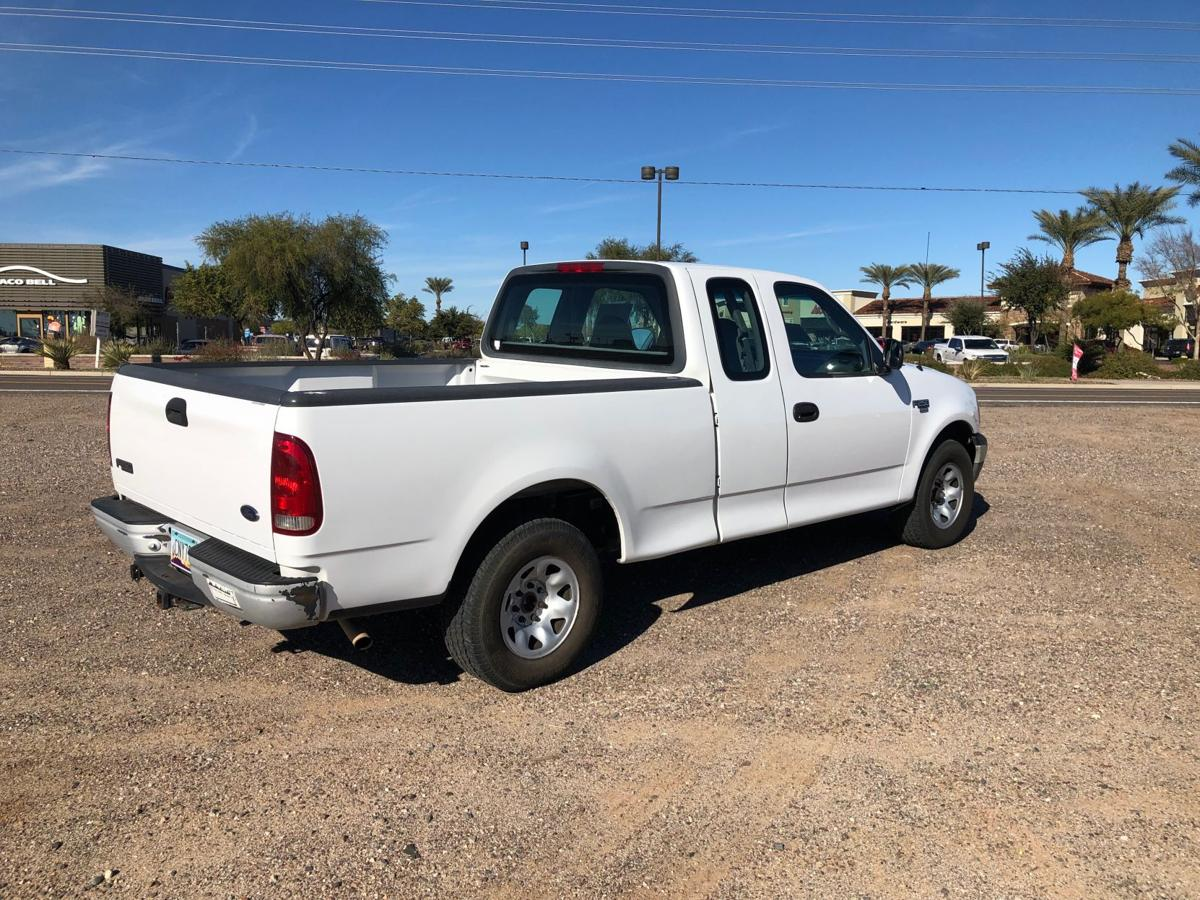 1999 Ford F-250 2