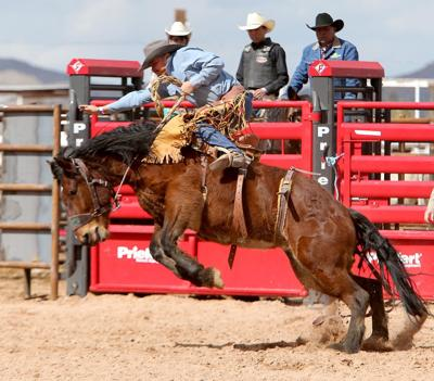 Cowboy Days and O'Odham Tash All Indian Rodeo 2/17/19