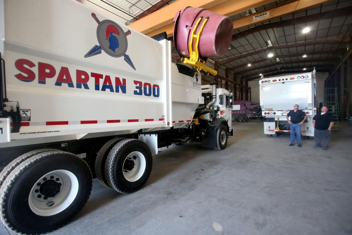Spartan Truck Company