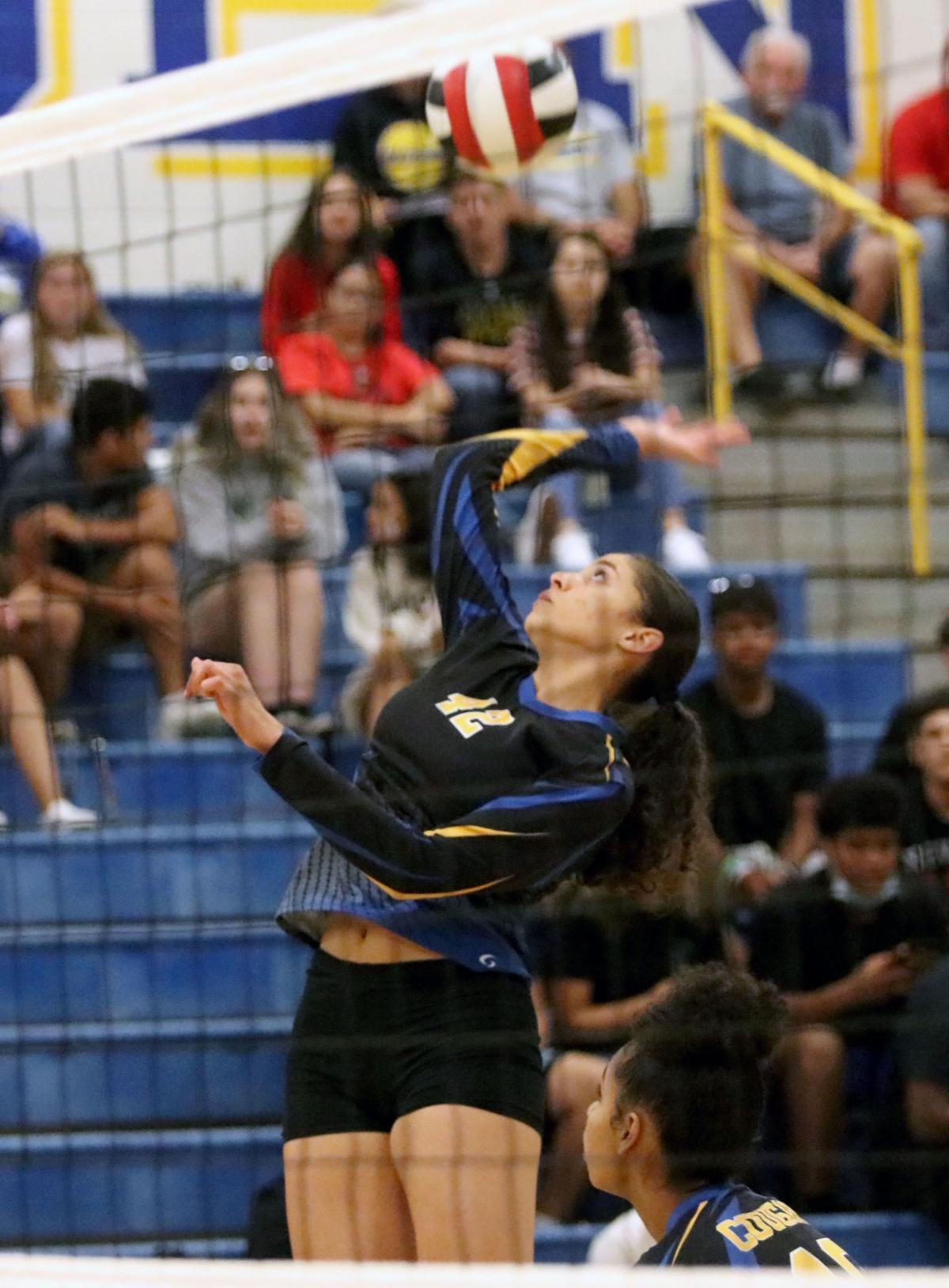 Volleyball: CG Union vs. Catalina Foothills 9/21/21