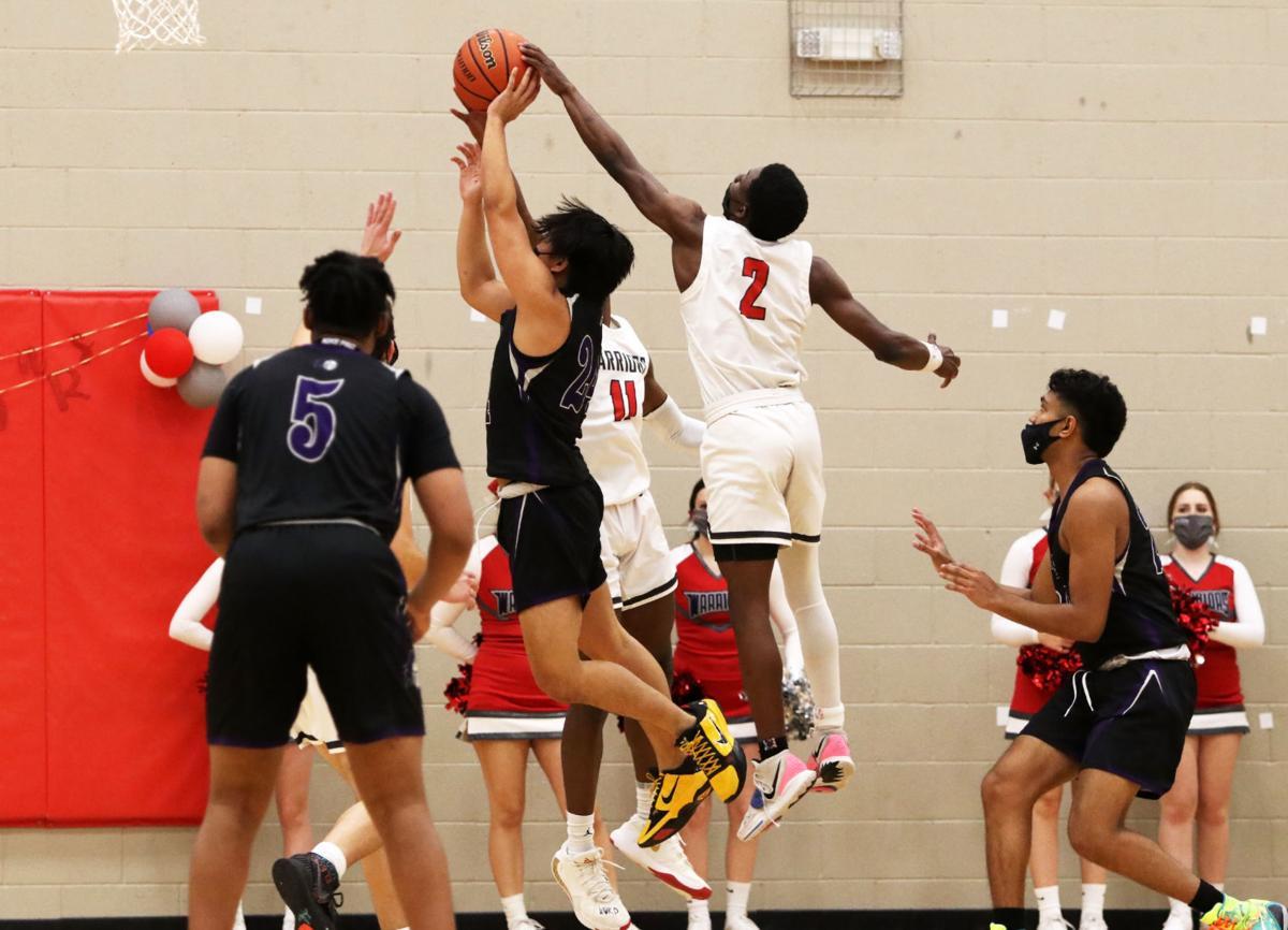 Boys basketball: ALA Ironwood vs. Arizona College Prep 3/3/21