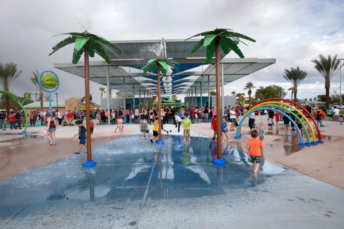 Carr McNatt Park opening