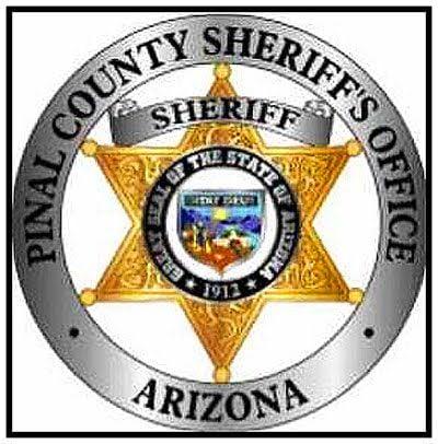 Pinal County Sheriff's logo
