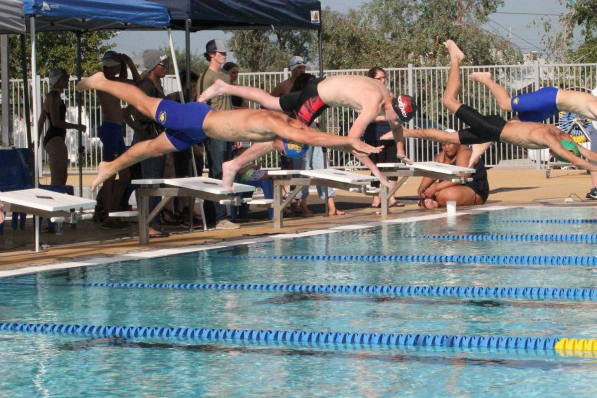 Hunter Scholes CG Union Swim