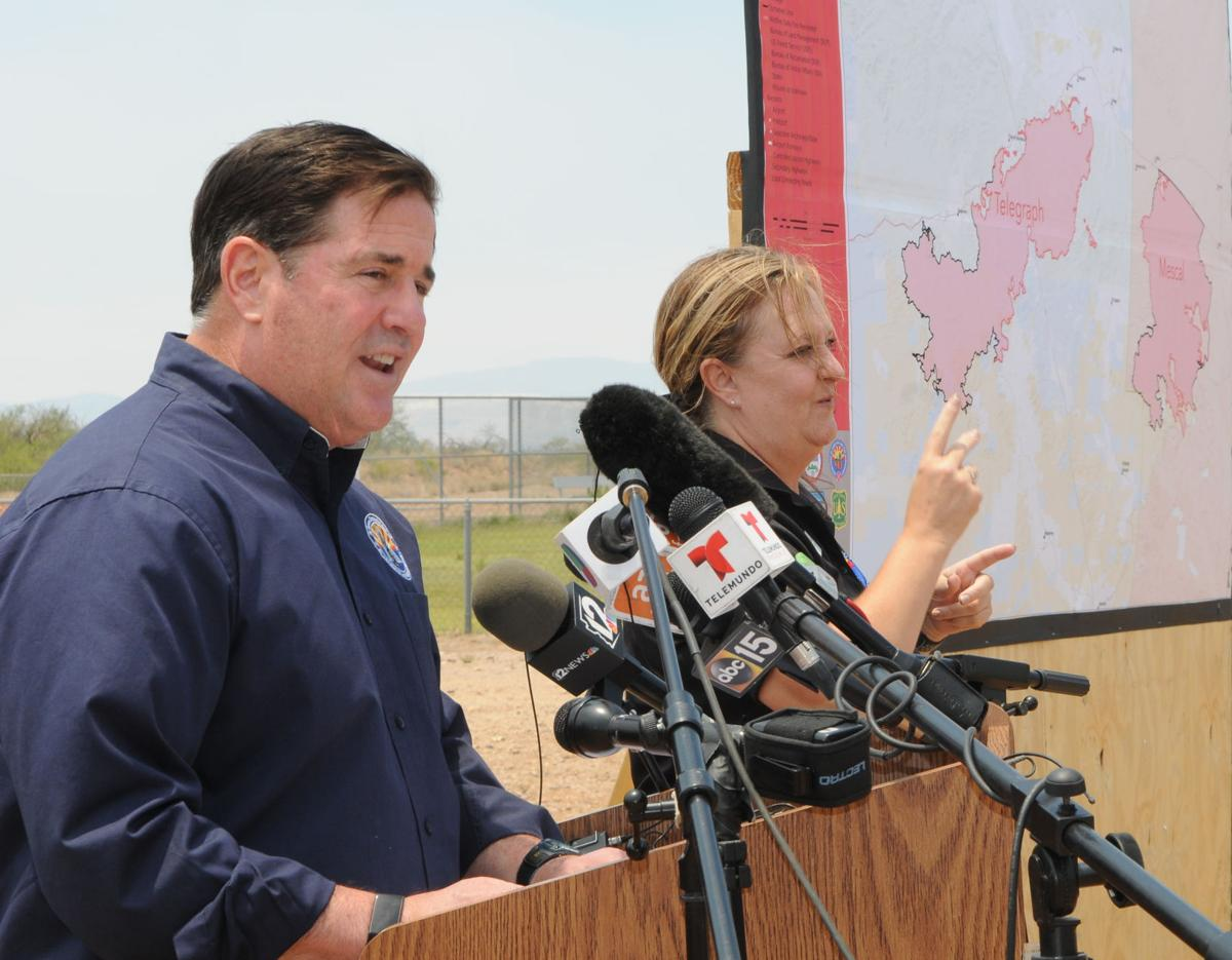 Ducey Briefing