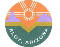 Eloy city logo