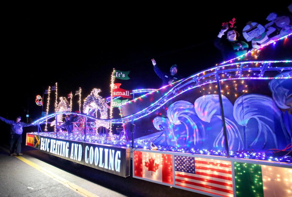 Electric Light Parade 12/7/19