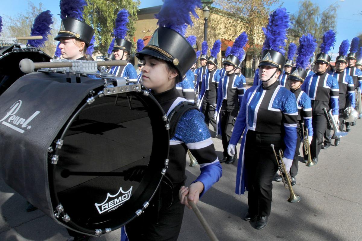 O'Odham Tash Parade 2/16/19