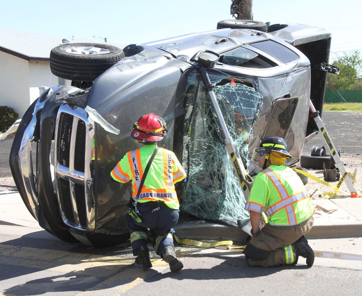 Brown avenue collision