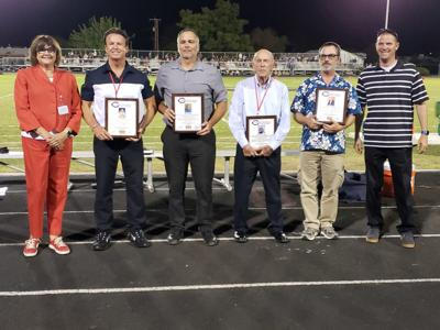 Coolidge Hall of Fame Class of 2019