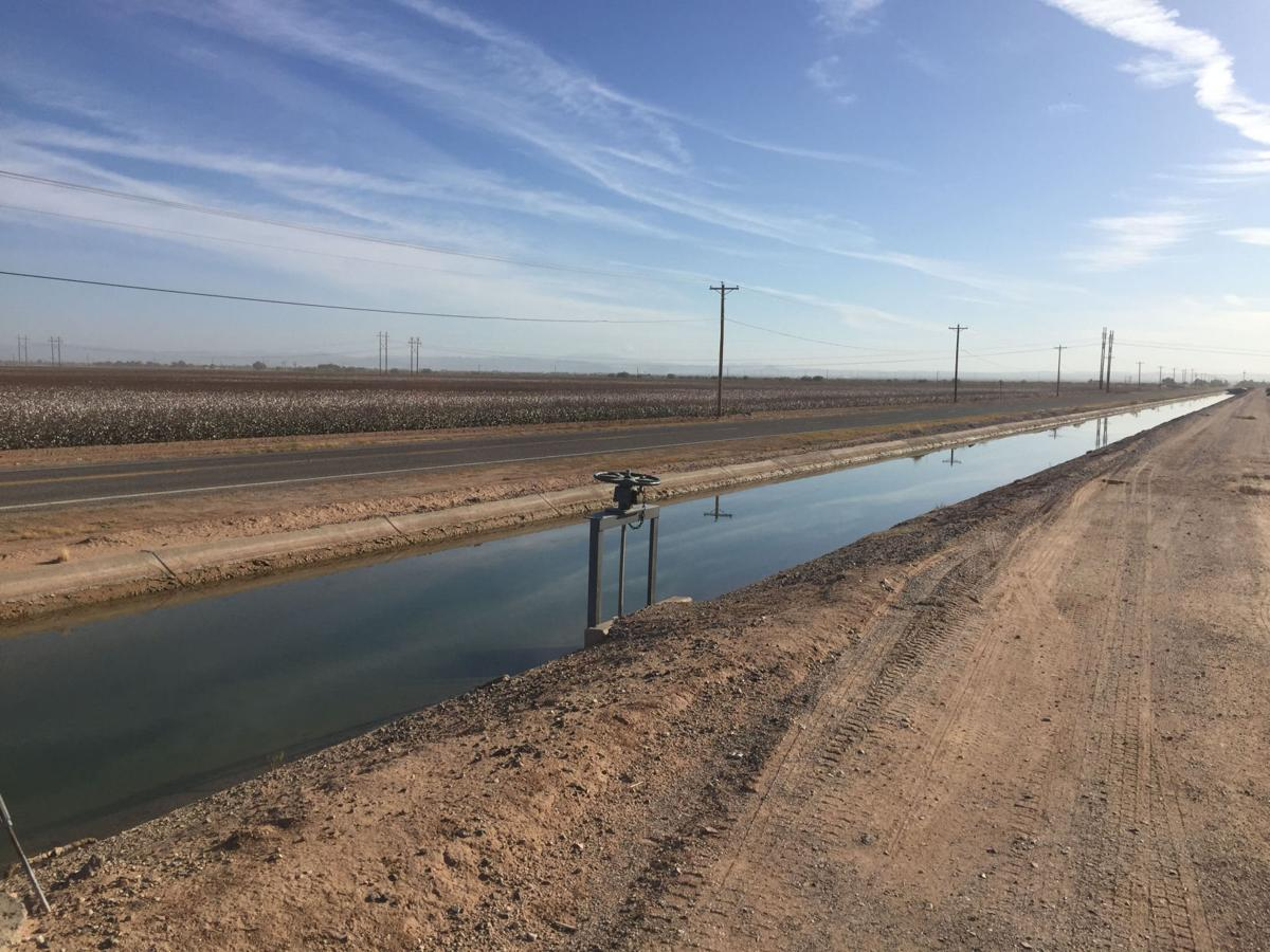 Ag Irrigation 2 BW