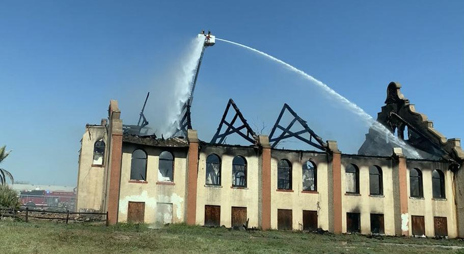 Church Fire 4