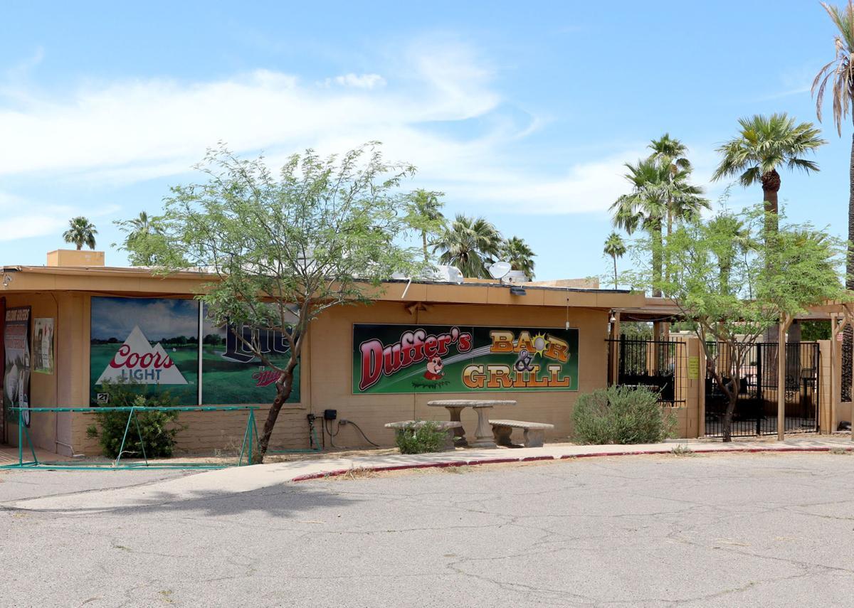 Arizona City Golf Course clubhouse