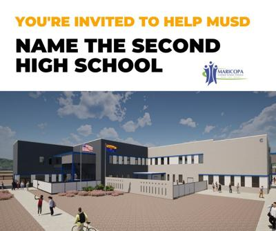 Name second high school