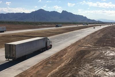 I-10 in Eloy