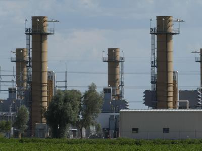 Coolidge Generating Station