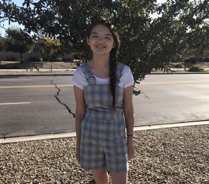 Teen's sewing piece took her from Pinal fair to national competition