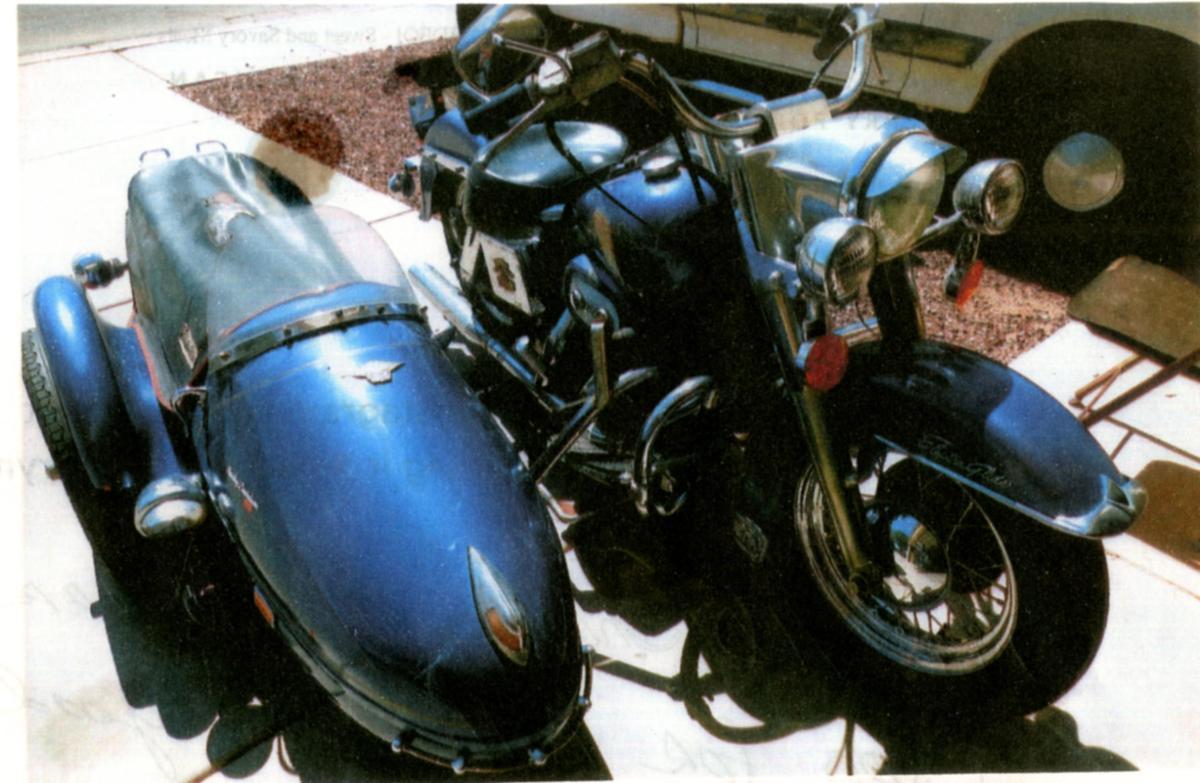 1975 Harley Davidson 1