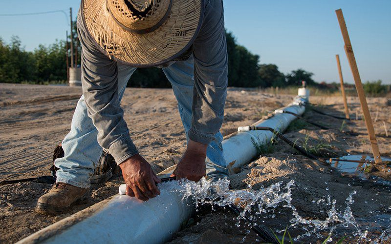 Water-well metering to prevent groundwater depletion proposed in Legislature