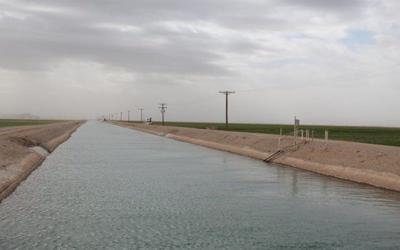La Paz Irrigation Canal