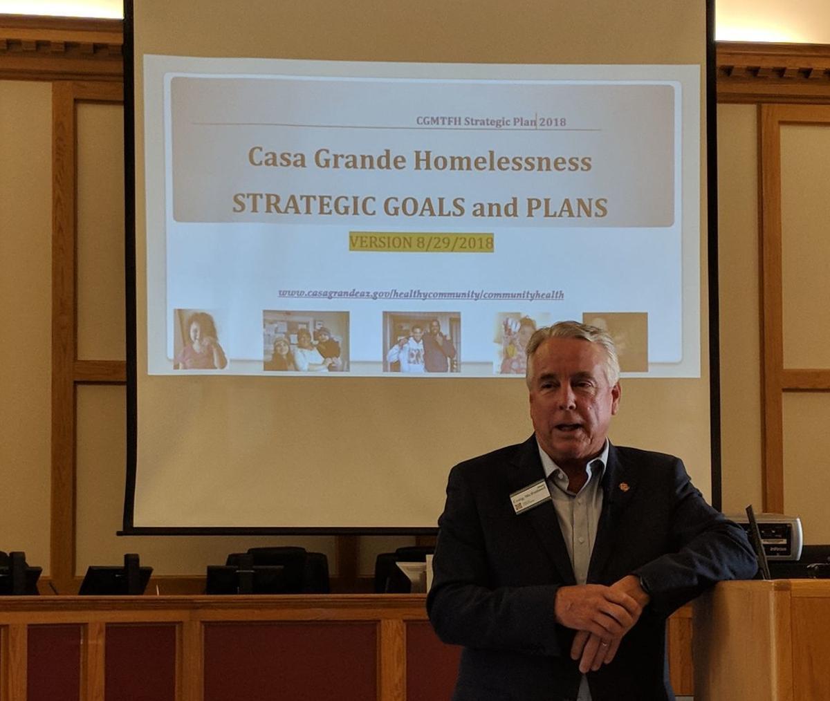 McFarland homeless task force